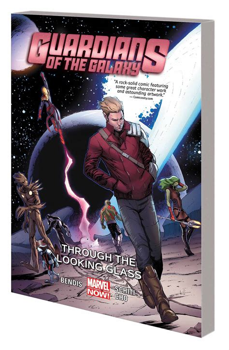 lumberjanes vol 5 band together guardians of the galaxy vol 5 through the looking glass