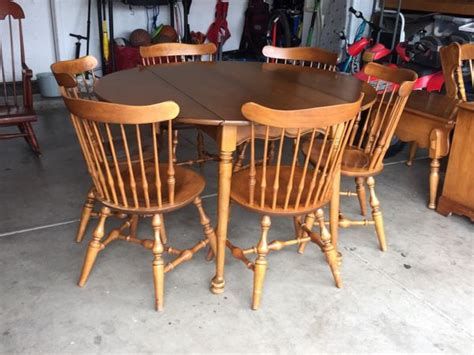walter of wabash table antique walter of wabash maple wood table furniture in