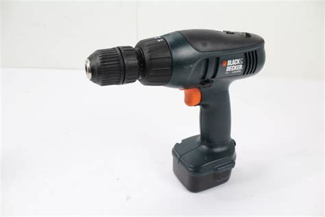 Black Decker 12v Cordless Drill Ps3500 Property Room