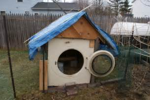 street use clothes dryer chicken coop