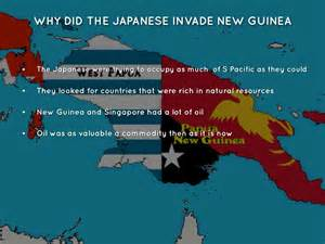 why japanese japanese and new guinea by teethat kosaipat