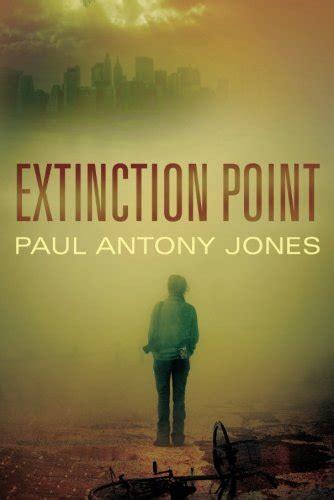 libro extincin extinction literatura libro extinction point di paul antony