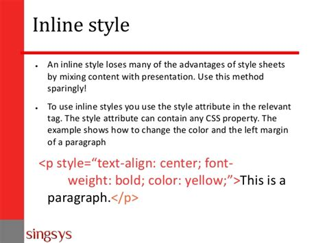css tutorial for beginners with exles ppt beginners css tutorial for web designers