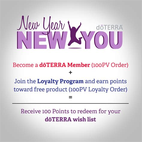 new year new new year new you d蜊terra essential oils