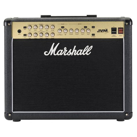 marshall marshall jvm  channel  watt  combo long