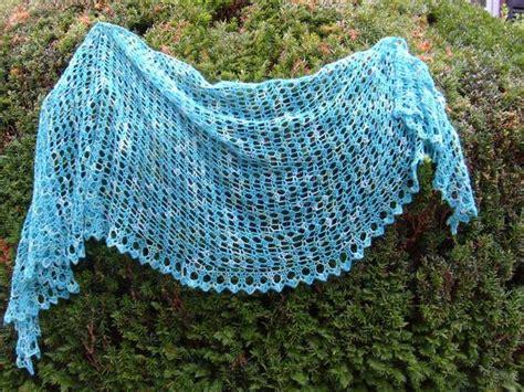 crescent shawl knitting pattern crochet crescent sea shawl knitting patterns and crochet