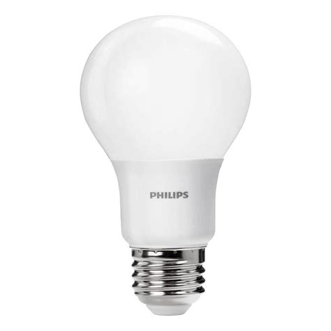 Lu Led Philips 40 Watt philips 40 watt equivalent a19 dimmable led light bulb