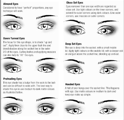 makeover tips 15 tips and tricks on how to flatter your eye shape gurl