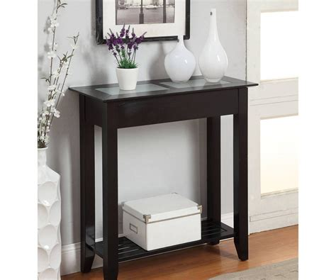 narrow console table with drawers narrow console table with drawers in smothery drawers
