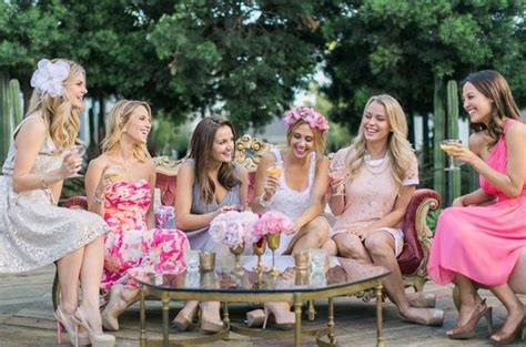 Where To Throw A Bridal Shower by How To Throw The Best Bridal Shower Oh Veil
