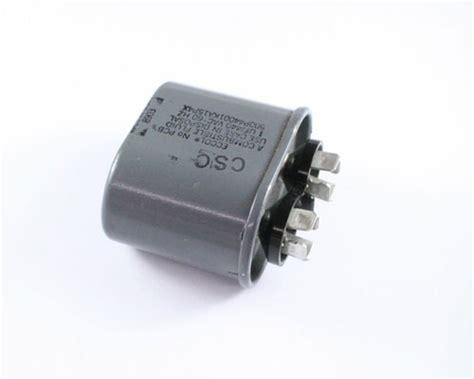 vim fan capacitor new 2 pcs of 1uf 440vac motor run capacitors sprague 1mfd 440v ac