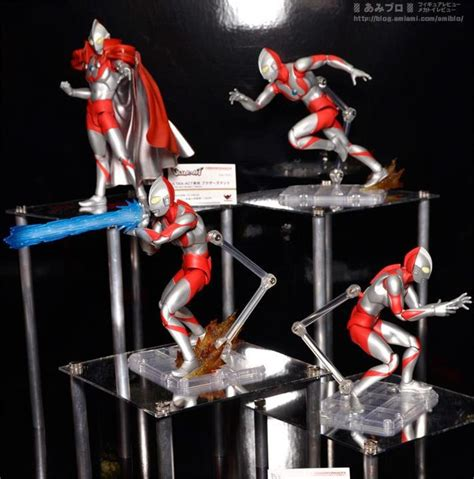 Ultraman Great The 30 Zarab Imit Ultraman tamashii features vol 3 ultra act tokunation