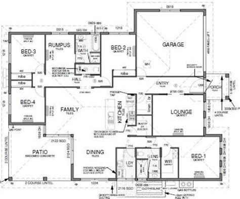house plans with large laundry room floor plan house design 4 bedrooms theatre room