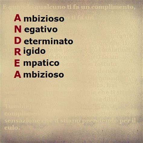 significato delle lettere dei nomi significato delle lettere tuo nome andrea