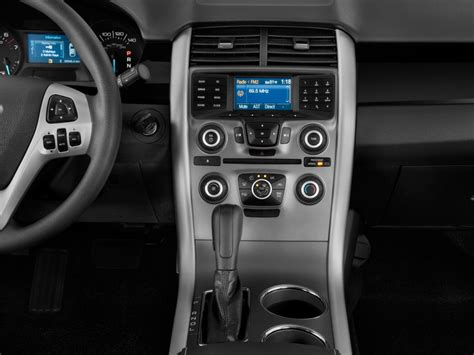 ford edge se overview price