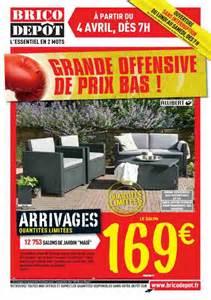 catalogue brico depot salon jardin tonnelle velux 04 04 14