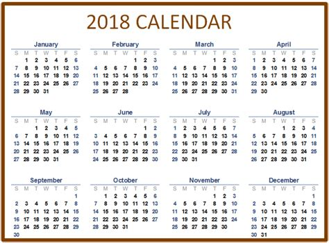 5 amazing microsoft word calendar 2018 uk totally free to help