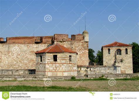 fortress bank baba vida fortress in vidin bulgaria on danube