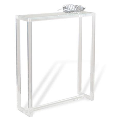 Ghost Console Table Console Sofa Tables Archives Luxe Home Company