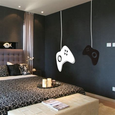 gamer home decor game controllers wall decal for kids room decor gamer wall