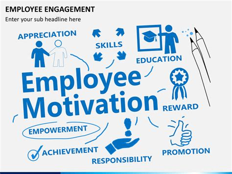 ppt templates for motivation free download employee engagement powerpoint template sketchbubble