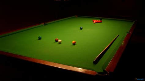 Black Sand Game by Snooker Wallpaper