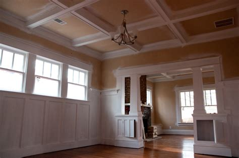 36 stylish and timeless coffered ceiling ideas for any room shelterness dining room coffered ceiling 36 stylish and timeless