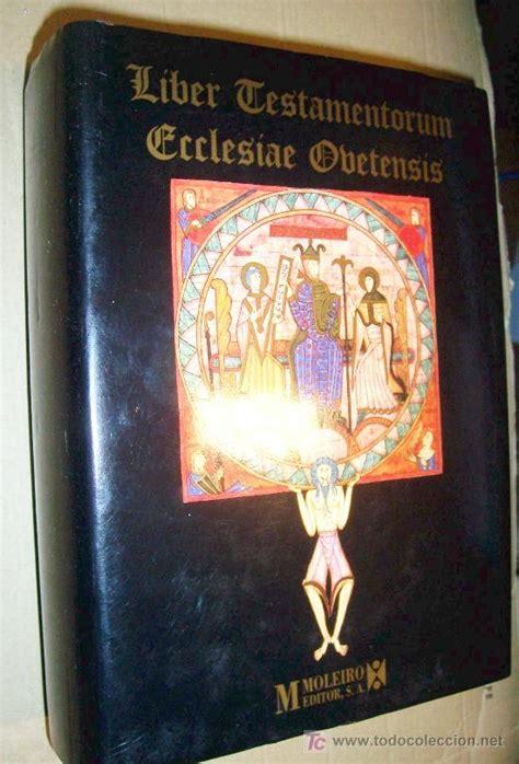 libro historia antigua liber testamentorum ecclesiae ovetensis estudio comprar libros de historia antigua en