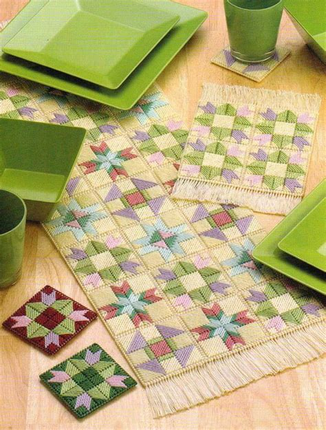 create image pattern online create your own patchwork coasters runner plastic canvas