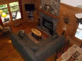Lake Cabin Decor Smoky Mountain Cabin Rentals Near Bryson City In Western