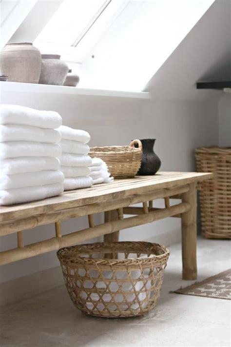 Meuble Salle De Bain Bambou 5840 by Jolies Variantes Pas Cher Pour Un Meuble En Bambou
