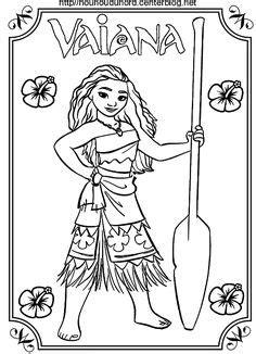 Coloriages Gratuits 224 Imprimer Vaiana Et Maui Coloriage