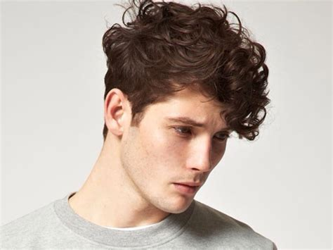 Best Hairstyles For Guys With Hair by Beautiful Hairstyles For Guys With Curly Hair Pictures