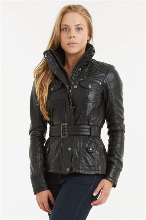 78 images about womens leather jackets on