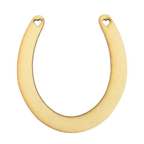 bangs horse shoe cut the leading supplier of craft shapes