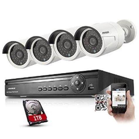 annke 4ch 720p poe nvr hd cctv camera system top cctv