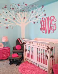 Comforters For Teen Girls Pink And Aqua Monogram Nursery Project Nursery