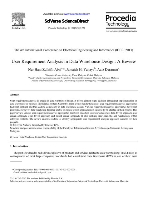data warehouse business analyst responsibilities resume