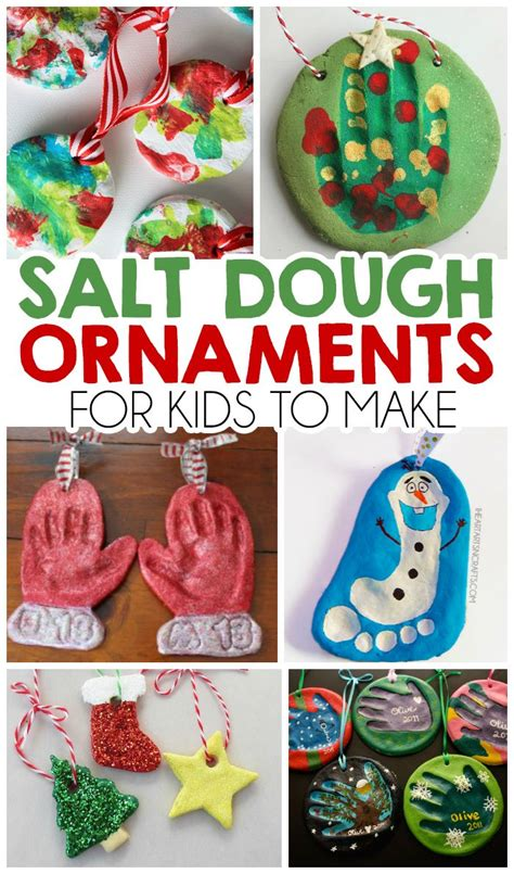363 best handmade ornaments for kids images on pinterest