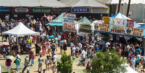 Jewish Festival Of Lights Gilroy Garlic Festival Food Festival Like No Other