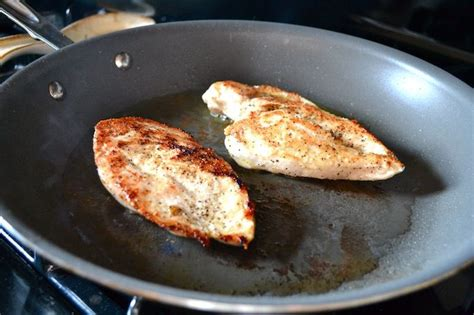 how to cook chicken breasts in a pan chicken breasts