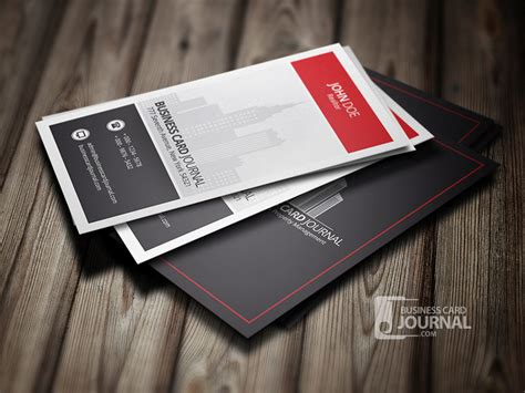 real estate business card design templates modern stylish real estate business card template