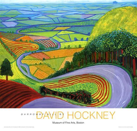 where buy david hockney prints posters original art