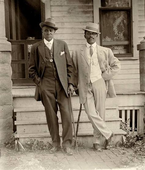 african american early 1900s homes two dapper men in lincoln nebraska historic photographs