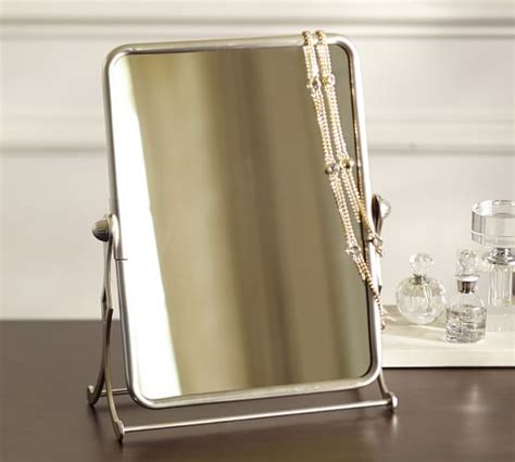 Makeup Mirror Dresser by Vanity Mirror Pottery Barn
