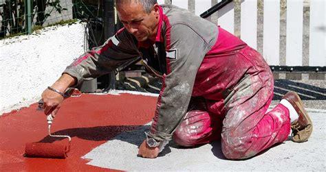 Comment Renover Des Paves Autobloquants by Prix Des Peintures Pour Sol Ext 233 Rieur Et Garage