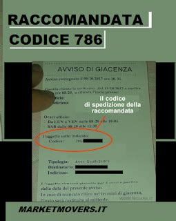 aci global ufficio rimborsi raccomandata codice 786 si tratta di una multa