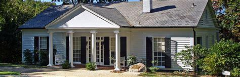 little white house roosevelt s little white house state historic site state parks historic sites