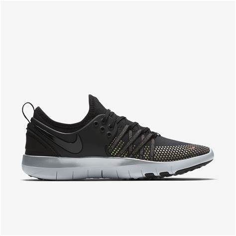 Nike Free S nike womens move fit running shoes black white