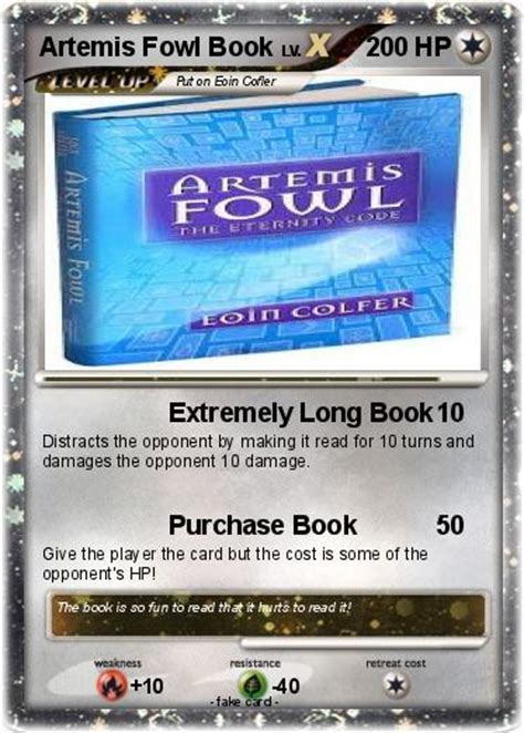 artemis fowl book report pok 233 mon artemis fowl book extremely book my